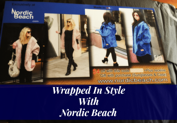 Wrapped In Style With Nordic Beach